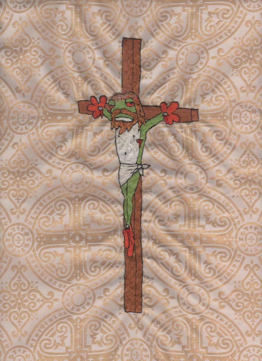 Cruz y Ficción