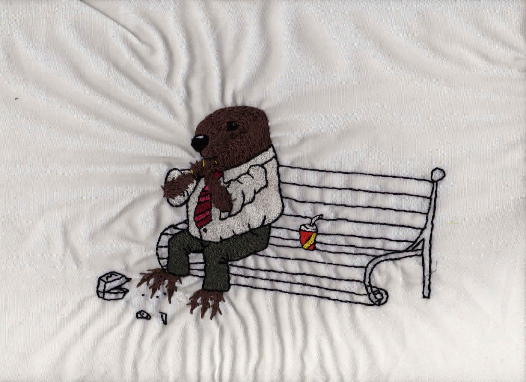 Marmotas Oficinistas